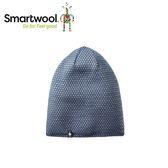 【美國 SmartWool 鑽紋毛呢帽 《深鋼鐵藍》】SW010432/保暖針織帽/毛線帽/羊毛帽