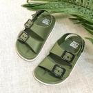 男童涼鞋 夏季男童鞋英倫1-4歲寶寶童涼鞋兒童防滑涼鞋 小童塑料沙灘鞋【快速出貨八折下殺】