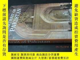 二手書博民逛書店PORTRAIT罕見OF PAKISTAN(巴基斯坦影像 大八開