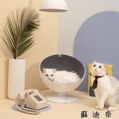 貓窩-貓老板貓窩四季通用貓咪房子