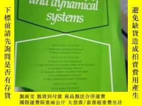 二手書博民逛書店Erodic罕見theory and dynamical sys