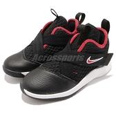 Nike LeBron Soldier XII TD Bred 黑 紅 士兵 童鞋 小童鞋 籃球鞋 運動鞋【ACS】 AH1690-001