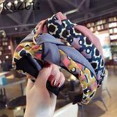 壓發韓版發卡發箍女韓國簡約布藝百搭頭發飾成人發窟頭箍女士寬邊
