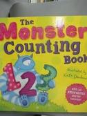 【書寶二手書T8/少年童書_NFQ】Monster Counting Book_Kate Daubney