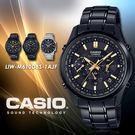 CASIO  太陽能電波錶 42mm L...