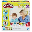 《 Play - Doh 培樂多黏土 》色彩形狀學習遊戲組╭★ JOYBUS玩具百貨