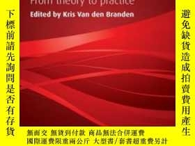 二手書博民逛書店Task-based罕見Language EducationY256260 Branden, Kris Van