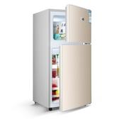 台北現貨 櫻花冰箱家用小型冷藏冷凍租房用宿舍迷你冰箱節能雙開門二人省電 220V