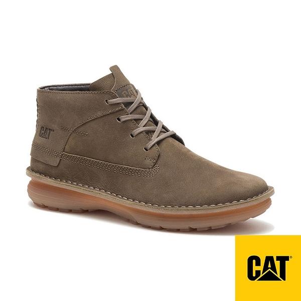 【CAT】FOUNDER WP TX 男 QUARTZ HI 中筒休閒鞋『灰色』CA724831 戶外 運動 休閒 中筒 短靴