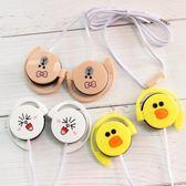 萬聖節大促銷 創意可愛白兔耳機 掛耳式 手機通用 耳掛式耳機女生韓版可愛 帶麥