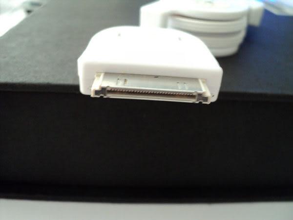 ✔I PHONE 充電線 雙拉USB電源充電線 USB傳輸線 伸縮線 延長線 IPHONE 3G 3GS 4G