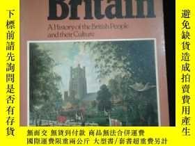 二手書博民逛書店Understanding罕見Britain A History of the British People an