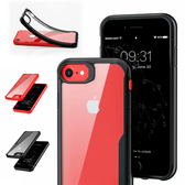蘋果 iPhone SE (2020) 唐系透底殼 手機殼 防摔 保護殼 加厚 全包邊