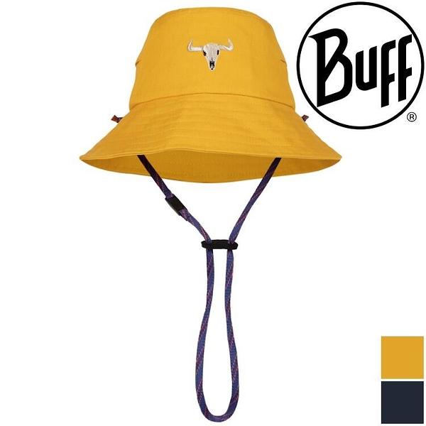 『VENUM旗艦店』Buff 兒童圓盤帽/防曬遮陽帽 125368-105 活力鴨黃