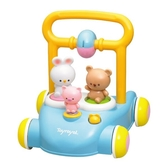 《 日本 Toyroyal 樂雅 》森林好朋友音樂助步車╭★ JOYBUS玩具百貨