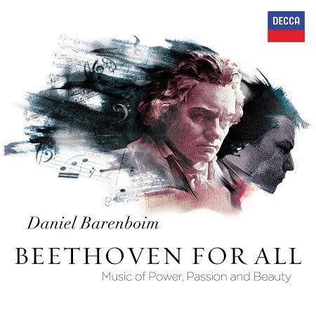 我愛貝多芬 精選 CD 力量、熱情與絕美的音樂 BEETHOVEN FOR ALL Music of Power, Passion and Beauty 巴倫波因