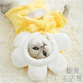 搞怪小貓咪衣服防掉毛秋冬裝保暖加厚幼貓寵物【極簡生活】