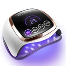 BLUEQUE【美國代購】指甲燈 168W UV LED 自動感應器 LCD觸控螢幕 專業用指甲乾燥器