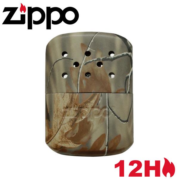 【ZIPPO 美國 暖手爐 懷爐(大)《迷彩》】40455/暖爐/暖暖石/暖蛋/暖爐/暖暖包