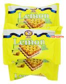 【吉嘉食品】美樂貝兒檸檬夾心餅(奶素) 600公克,產地馬來西亞 [#600]{1545223}