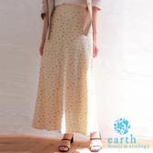 ❖ Hot item ❖ 氣質印花/素面長裙 - earth music&ecology