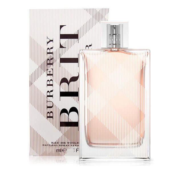 BURBERRY Brit 風格女性淡香水 100ml 新舊包裝隨機出貨 21781《Belle倍莉小舖》