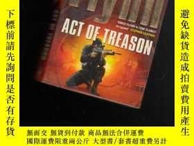 二手書博民逛書店ACT罕見OF TREASON【255】Y10970 Vince