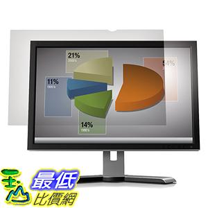 [美國直購] 3M AG19.5W9 Anti-Glare Filter 螢幕防眩光片(非防窺片) Desktop LCD Monitor 19.5吋 433 mm x 237 mm