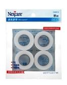 3M Nexcare 通氣膠帶 半吋 4入 經濟包【美十樂藥妝保健】