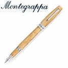 義大利Montegrappa萬特佳  Felicita系列 - 鋼筆(焦糖色) ISFAR_IN /支