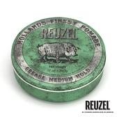 REUZEL Green Pomade Grease 綠豬中強髮油 340g