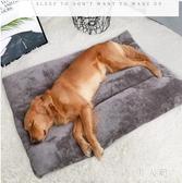 狗狗睡墊寵物涼席夏季狗窩墊耐咬金毛夏天貓咪墊冰墊狗墊子睡覺用 PA15495『男人範』
