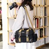 尼康相機包 佳能 單反 帆布攝影包d7200d750d7100d810d3200dd3400 衣櫥秘密
