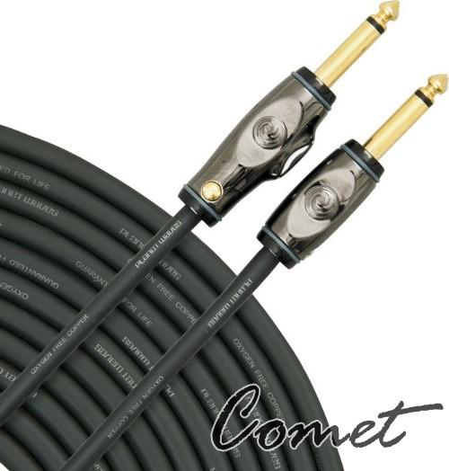 吉他導線 ► Planet Waves PW-AG-20 Circuit Breaker (雙直頭)頂級20呎導線-快拆開關頭