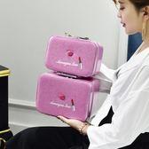 大容量專業化妝品收納盒化妝箱包「巴黎街頭」