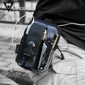 蛇便攜K型戰術小腰包 5.5寸大屏手機腰包掛包登山騎行運動腰包
