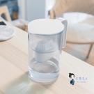 過濾水壺 濾水壺家用凈水器廚房自來水非直...