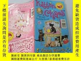 二手書博民逛書店Kitten罕見Chaos(小貓混亂)Y200392