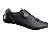 《SHIMANO》RP9 男性頂級公路車鞋 黑(寬楦)