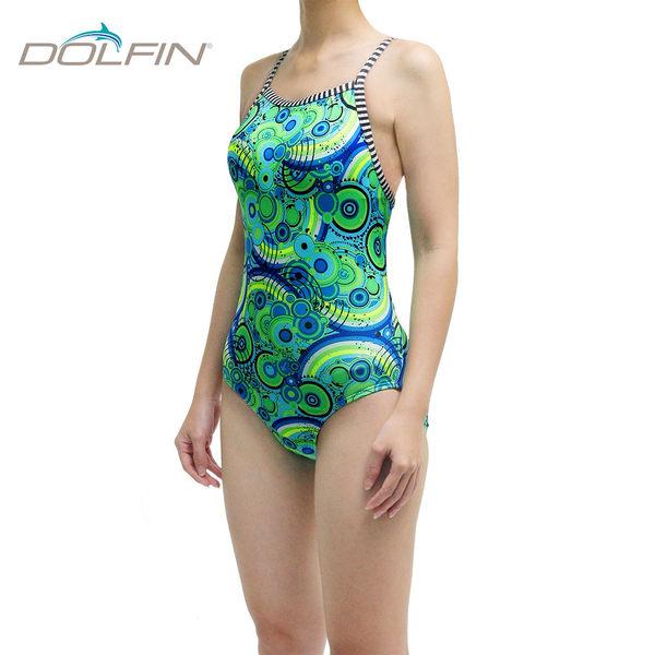 美國拓芬DOLFIN女性運動連身泳裝Kanga