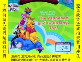 二手書博民逛書店The罕見Alphabet and Counting,Too!Y
