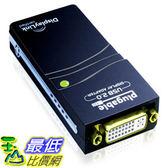 [104美國直購] 可插拔的USB Plugable UGA-165 USB 2.0 to VGA/DVI/HDMI Graphics Adapter for Windows $1935