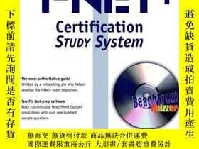 二手書博民逛書店i-Net+罕見Certification Study System-i-Net+認證學習系統Y443421