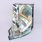 桑蠶絲圍巾-歐美時尚典雅流行女絲巾5色73hx37[時尚巴黎]