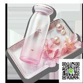 水杯 物生物便攜玻璃女茶杯韓國韓版大容量隨手杯 歐歐流行館