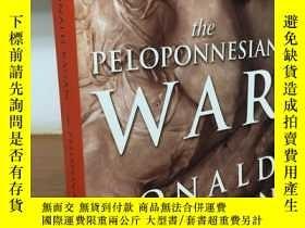 二手書博民逛書店The罕見Peloponnesian War by Donald