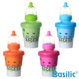 『121婦嬰用品館』Basilic貝喜力克防脹氣拋棄式紙奶瓶
