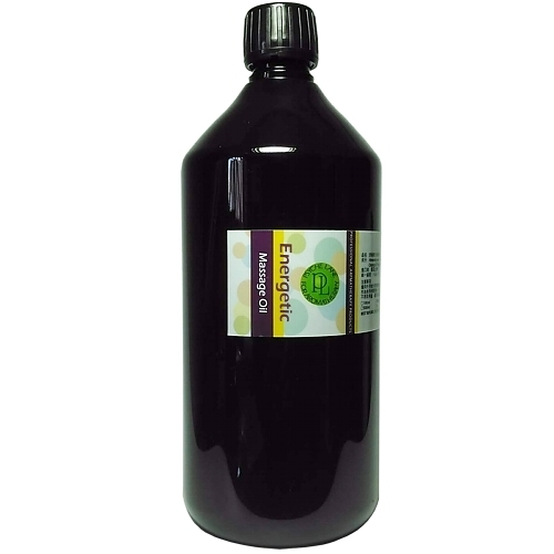 PL 活力複方按摩油 1Lt。Energetic Massage Oil