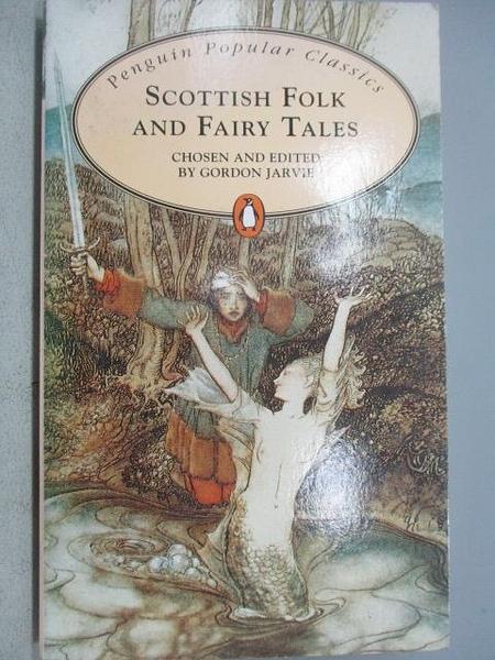 【書寶二手書T1/原文小說_MBU】Scottish Folk and Fairy Tales