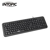 【INTOPIC 廣鼎】KBD-89 USB標準鍵盤